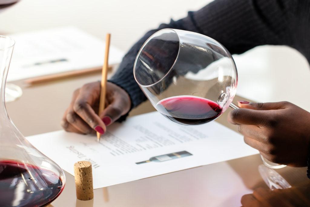 ワインの勉強
